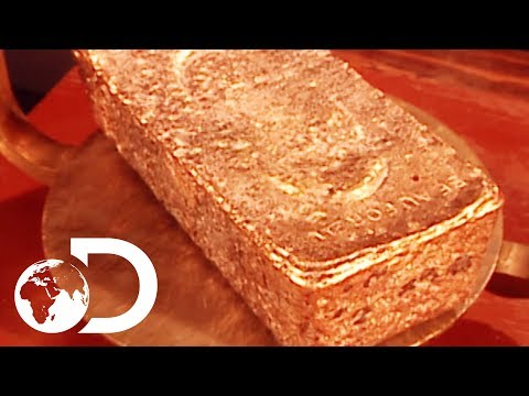 GOLD | How It's Made