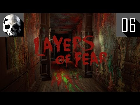 Layers of Fear - Part 6 (Ending, our painter finds his muse!)