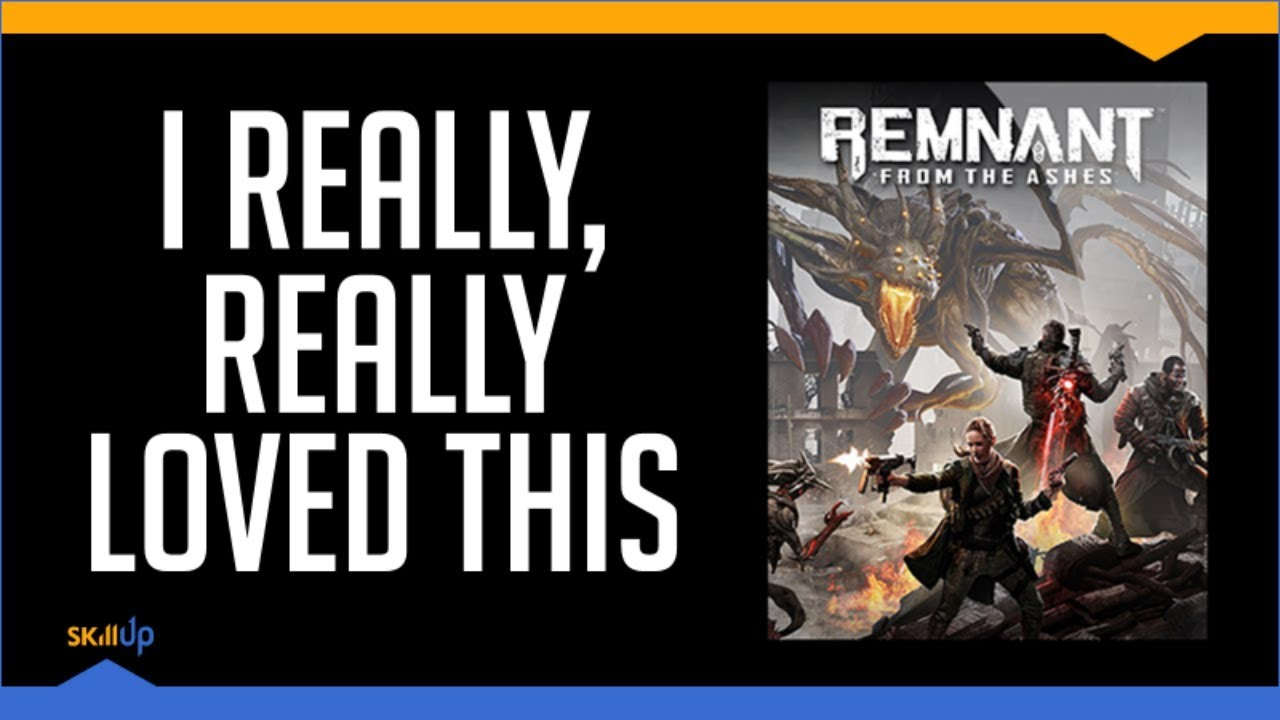 Remnant: From The Ashes - The Review (Video Game Video Review)