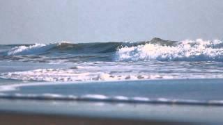 道内でも有数のサーフィンスポット、浜厚真。