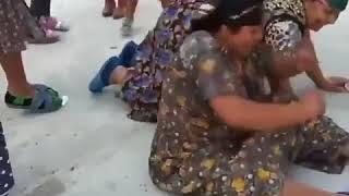 Ламбада древний азербайджанский танец/Азербайджанки жгут