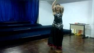 cissa pestana dança do ventre na edusol
