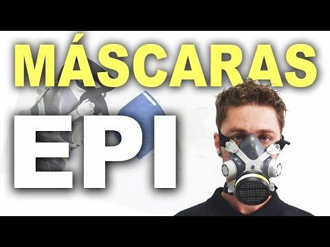 Máscara de proteção respirátoria - Descartáveis e reutilizáveis - EPI
