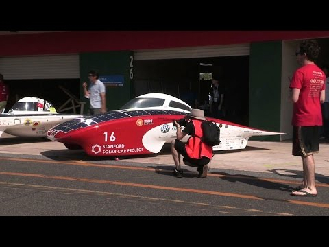 Stanford Solar Car Project | Energy Seminar - January 5, 2015