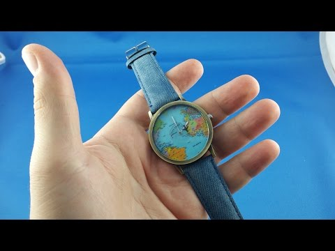 World Woman Watch from Aliexpress.com Unboxing
