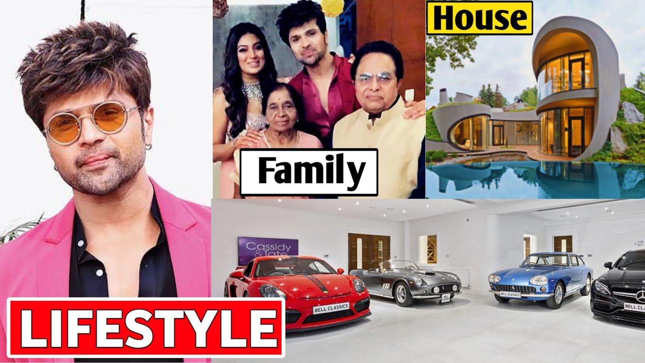 Himesh Reshammiya Lifestyle 2021, Income, Cars, House, Wife, Son, Biography, Net Worth & Family