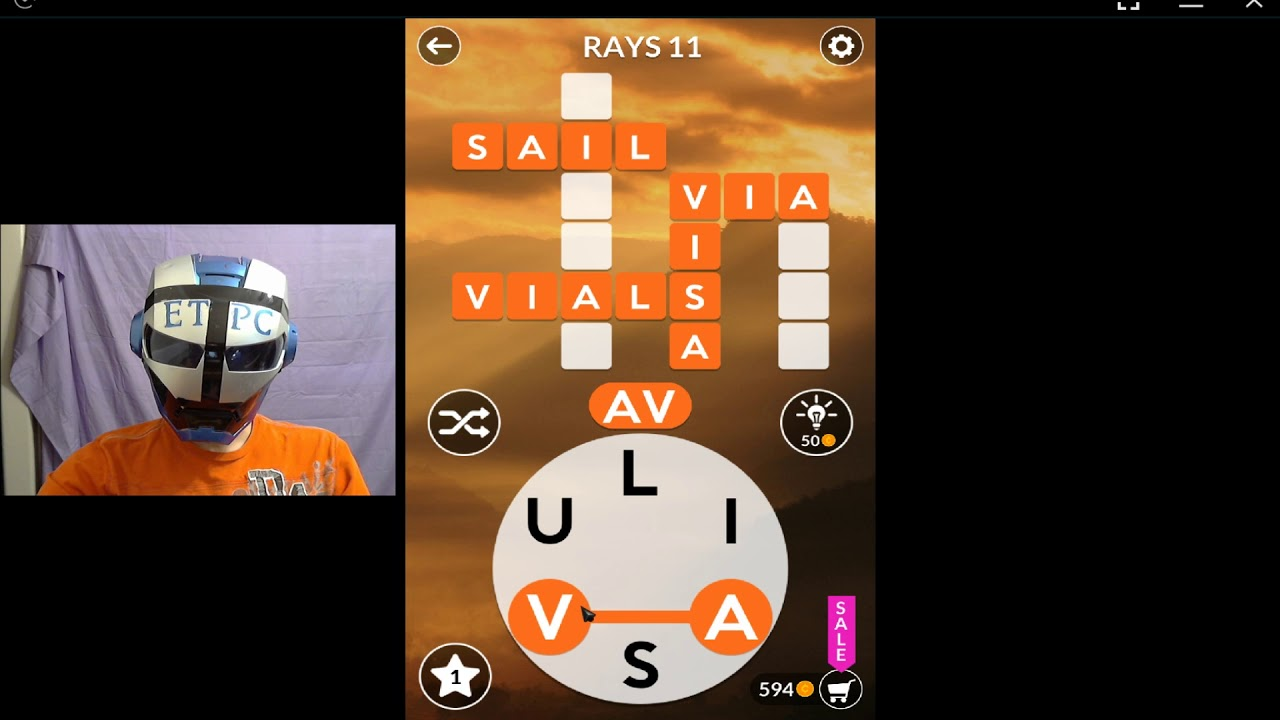 Wordscapes Cheat Level 3852