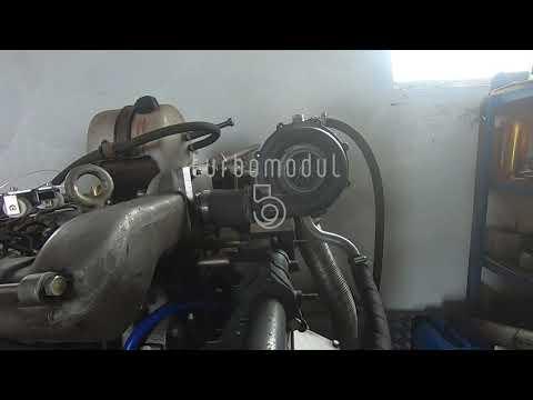 Эффективный турбокомпрессор КАМАЗ серия 2