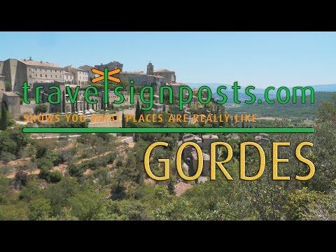 """Gordes - """"Jewel of the Luberon"""""""