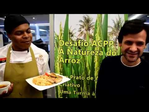 Nuno Franco - Desafio a Natureza do Arroz