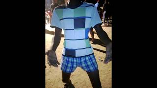 Malamulele - Super dance moves - ninja from Die antwoord