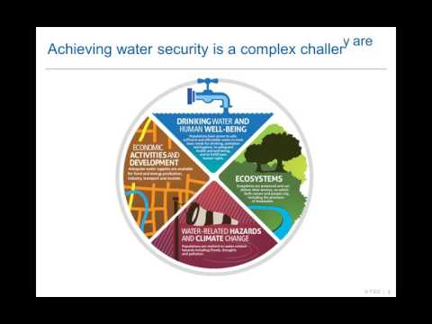 Using Collective Impact to Improve Water Security