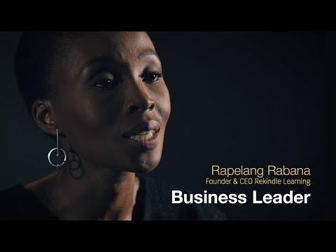 The Rapelang Rabana business leadership journey
