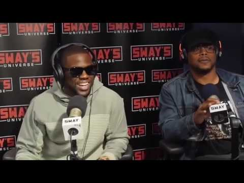 Kevin Hart aka Chocolate Droppa Funny & Hilarious Rap Freestyle