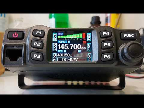 AnyTone AT-778UV Dual band FM transceiver