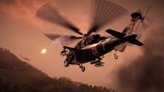 Operation Flashpoint Dragon Rising All Helicopters