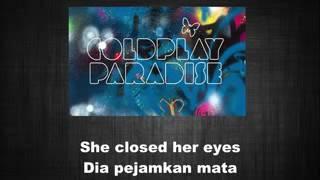 Coldplay   Paradise Lirik & Arti
