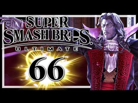 SUPER SMASH BROS. ULTIMATE # 66 👊 Dracula, Fürst der Finsternis! • Super Smash Bros. Ultimate thumbnail