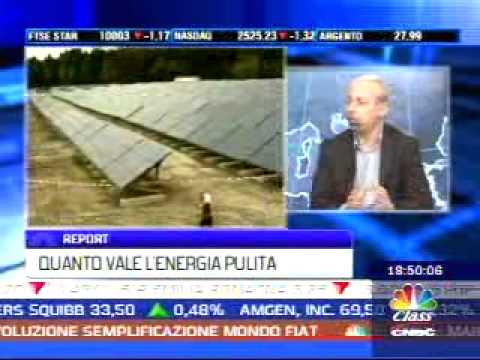 TOMMASO LASCARO INTERVISTATO DA CLASS CNBC