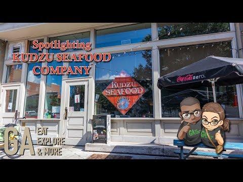 Kudzu Seafood Company  - Restaurant Spotlight & Food Review