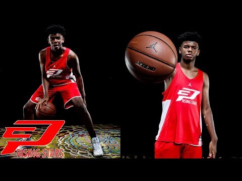 Javeon Mobley is a SKILLED YOUNG BIG - 2018 CP3 Rising Stars Camp Mixtape