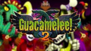 Guacamelee! 2 #6 Świątynia Obsydianu    PC  