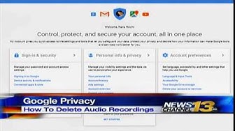 """Google users discover """"OK Google"""" requests are stored"""