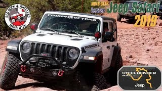2019 Moab Easter Jeep Safari Steel Bender Jeep Badge of Honor