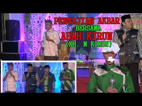 Download Video Pengajian Abah Kirun Srengat Blitar 2017