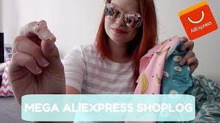 MEGA ALIEXPRESS SHOPLOG + TIPS