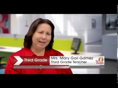 Mrs  Mary Gail Gomez Third Grade teacher
