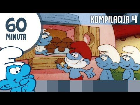 Strumfovi crtani na srpskom - 06 Strumpfovi okruglog stola from YouTube · Duration:  22 minutes 39 seconds