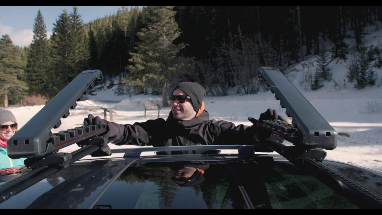 kuat grip ski rack