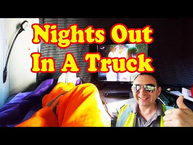 Nights Out in a Truck what do you need?