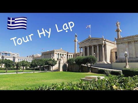 Giới thiệu các dịch vụ và tour du lịch tại Hy Lạp | KHÁM PHÁ HY LẠP