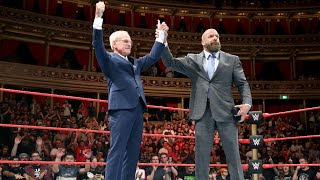 General Manager Johnny Saint and Triple H reveal that WWE is launch...