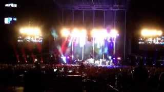American Girl - Tom Petty and The Heartbreakers @ Fenway Park Boston Ma. 8/30/14 Finale fireworks