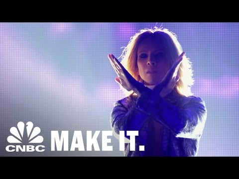 Japanese Rockstar Yoshiki Shares How Music Saved His Life | CNBC Make It.