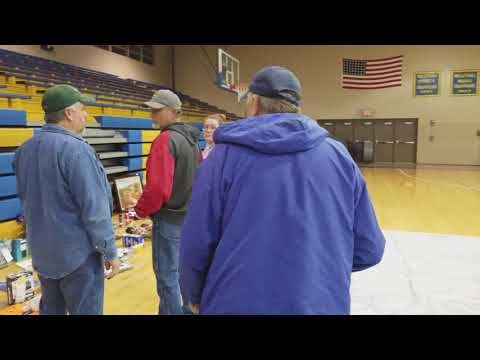DJI Osmo Mobile 2 - Note 8 - VIDEO TEST AT SMALLTOWN KENTUCKY RADIO AUCTION