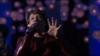 Jon Bon Jovi Feat Lea Michele - Have A Little Faith In Me - (New Years Eve)