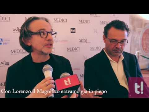 Frank Spotniz e Sergio Mimica-Gezzan in esclusiva presentano Medici