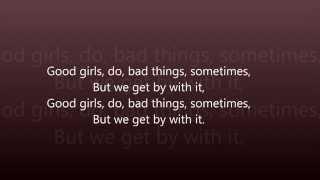 meiko bad things lyric video