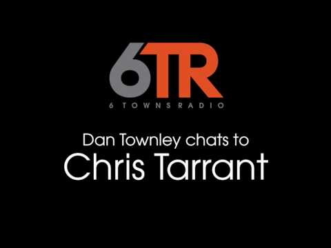 Dan Townley chats to Chris Tarrant