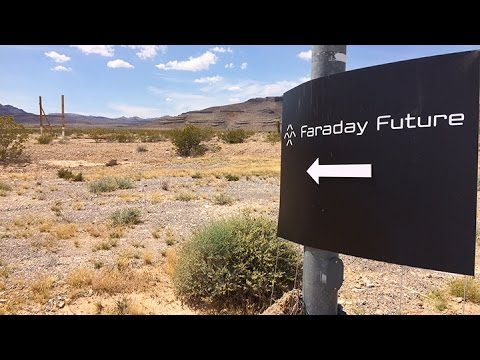 Electric car firm Faraday set to start building Nevada plant