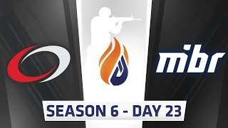ECS Season 6 Day 23 Complexity vs MIBR - Mirage