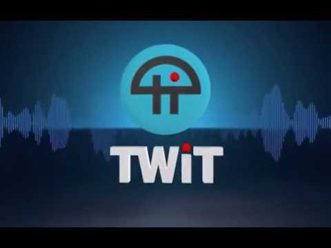 On TWiT.tv talking about wearables and electronic health records