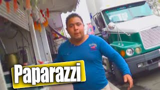 Paparazzi 1 | Broma pesada en la calle | Prankedy