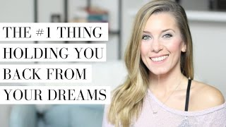 How to Make Your Dreams A Reality | Intentional Living & Setting Goals