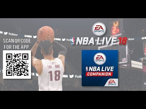 NBA LIVE 18 - How to Scan Your Face into the Game | @EASPORTSNBA