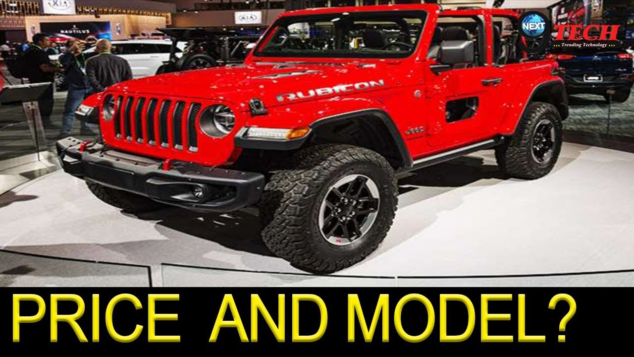 2018 Jeep Wrangler Launched In India Price Start At Next9tech